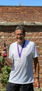 10km cross-country run
