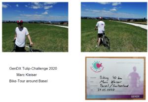 40 km cycle