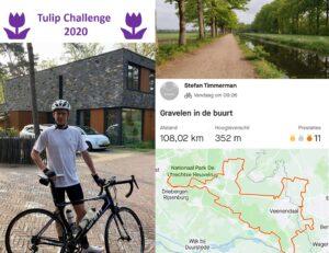 108 km cycling